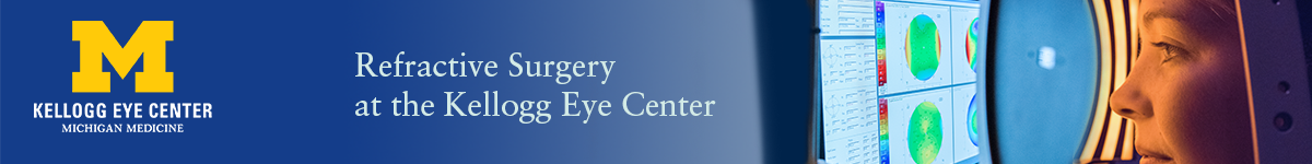 Lasek Kellogg Eye Center Michigan Medicine
