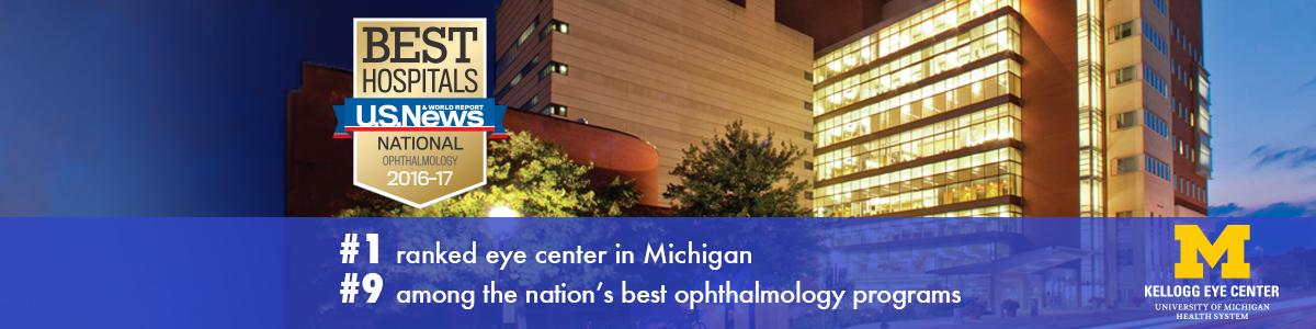 Kellogg Eye Center banner