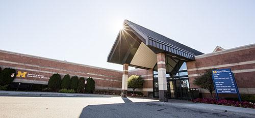 Livonia Center for Specialty Care - Specialty Clinics