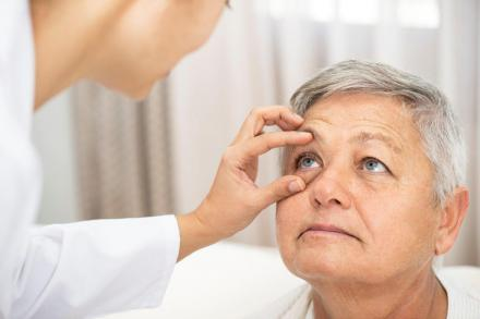 To provide better eye care, ask more questions in advance